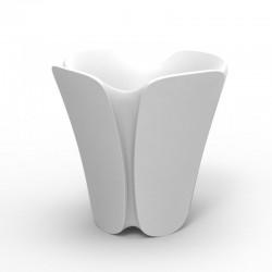 ポットプランター設計 Pezzettina Vondom ホワイト50x50xH85