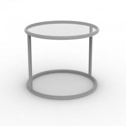 Table Basse Kes Vondom Gris 40 cm