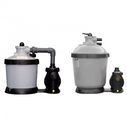 Groupe de Filtration à Sable BWT MGI 500 II 10m3h Mono 0,45kw