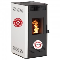 Granules Etanche Interstoves 14Kw Marina White