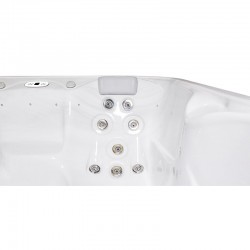 Spa Wellis Venus White Pearl Grey 6 Places Myline Spa