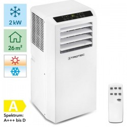 Trotec Mobile PAC 2010 SH air conditioner up to 65 m3