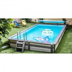 Zodiac Azteck Rectangular Pool Offs ground 305 x 365
