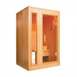 Asientos sauna vapor Zen 2 - Selección VerySpas