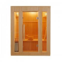 Sauna Vapeur Zen 3 places - Selection VerySpas