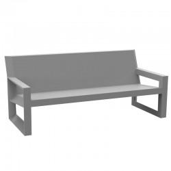 Vondom Steel Frame Sofa with Cushions