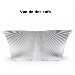 """أريكة في الهواء الطلق """"بيوفيليا فوندوم""""-أبيض"""