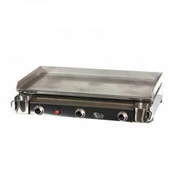 Plancha Gaz Tout Inox 7500 kw Triad 1 TONIO - SavorCook Selects