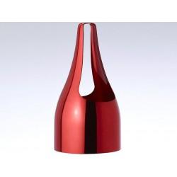 Seau à champagne Etain Rouge SosSO OA1710