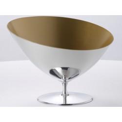 シャンパン シンボルの大釜磨き白目とインテリア ゴールド OA1710