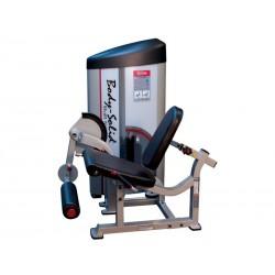 Poste extension des jambes avec tour de poids S2LEX-2 Pro Clubline
