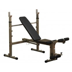 Banc de musculation Home olympique pliable BFOB10 Best Fitness