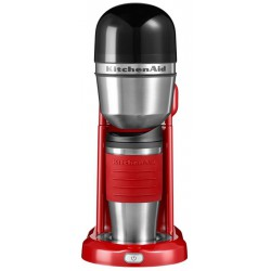 Cafetière individuelle rouge empire 5KCM0402EER KITCHENAID