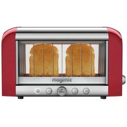 """محمصة خبز """"محمصة الرؤية ماجيميكس 11540 الأحمر"""""""