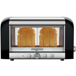 Toaster schwarz 11541 Magimix Vision toaster