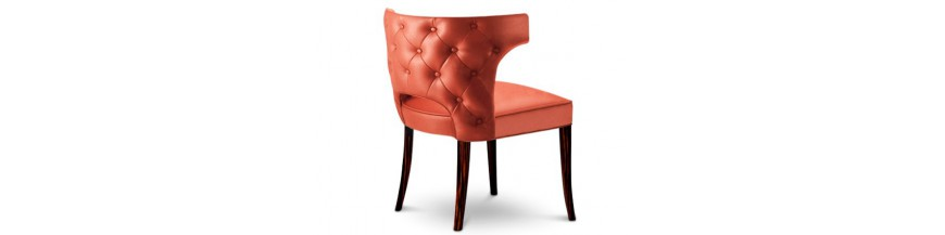 Chairs, armchairs, sofas and tables