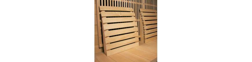 Accessoires Saunas