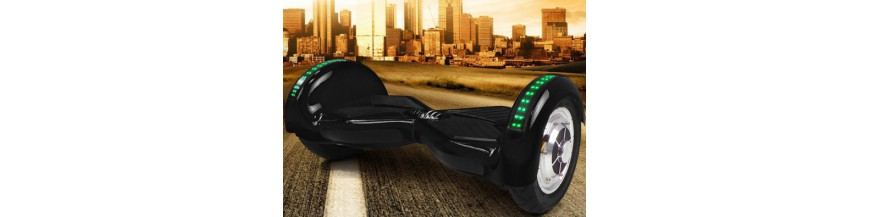 Segway, unicycles and electric vehicles
