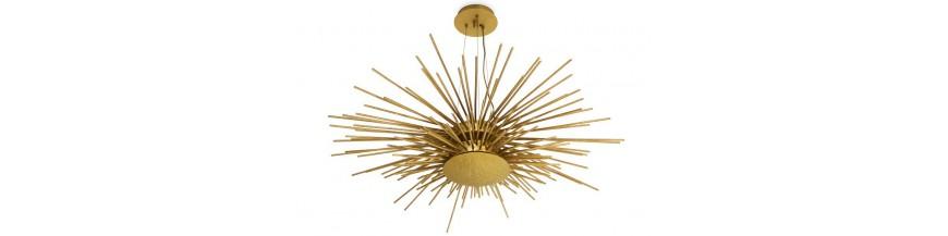 Light fixtures, lamps, suspension and chandeliers Design