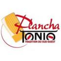Plancha Tonio